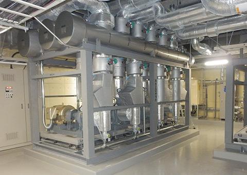 空調配管・配管工事| 有限会社 瀬戸川工業所